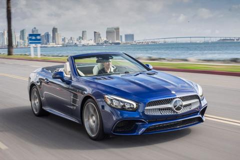 Thuê xe tháng, tìm hiểu dòng xe Mercedes-Benz