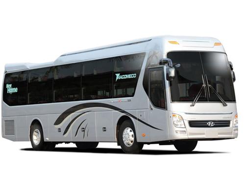 Xe du lịch Hyundai Univer 45 chỗ