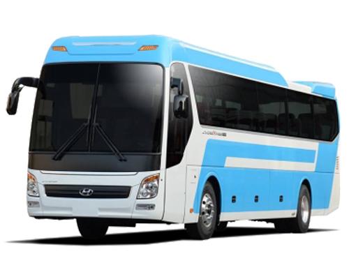 Thuê Xe theo tháng  Hyundai Universe