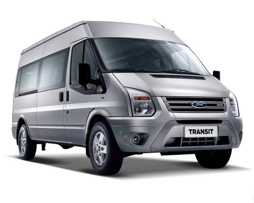 Thuê Xe du lịch Ford Transit 16 chỗ
