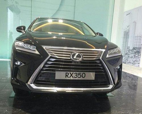 Thuê xe tháng Lenxus LX350
