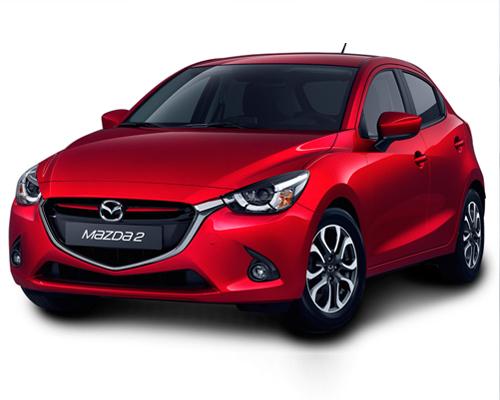 Thuê Xe theo tháng Mazda 4 chỗ