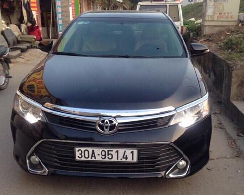 Thuê Xe theo tháng Toyota Camry