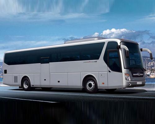 Thuê xe Hyundai Hiclass 45 chỗ đưa đón công nhân viên