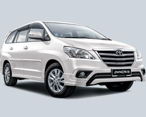 Thuê Xe nội ngoại thành Toyota Innova