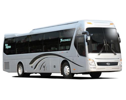 Thuê Xe nội ngoại thành Hyundai Univer