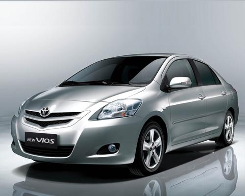 Thuê xe tự lái Toyota Vios